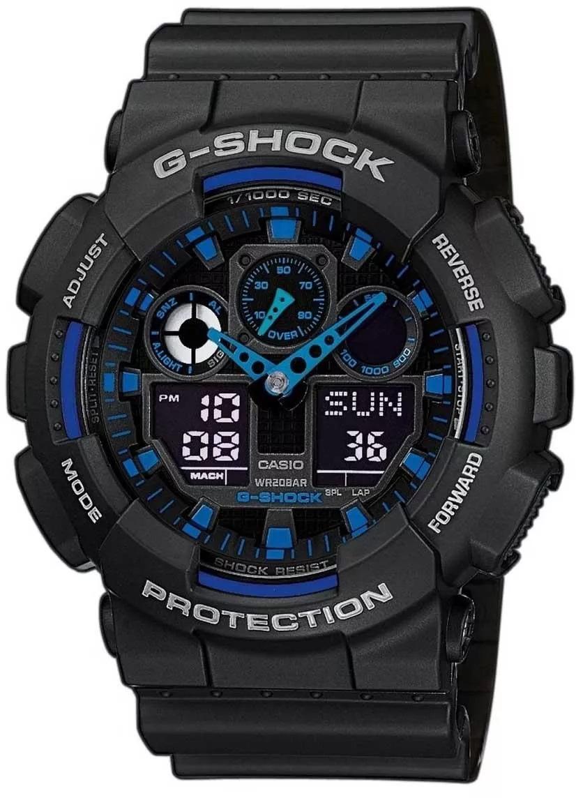 G-Shock GA-100-1A2ER G-SHOCK Original Supernova