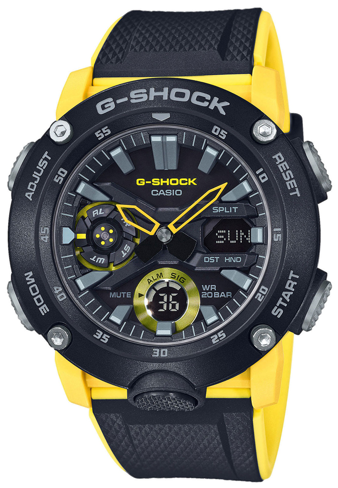 G-Shock GA-2000-1A9ER G-Shock