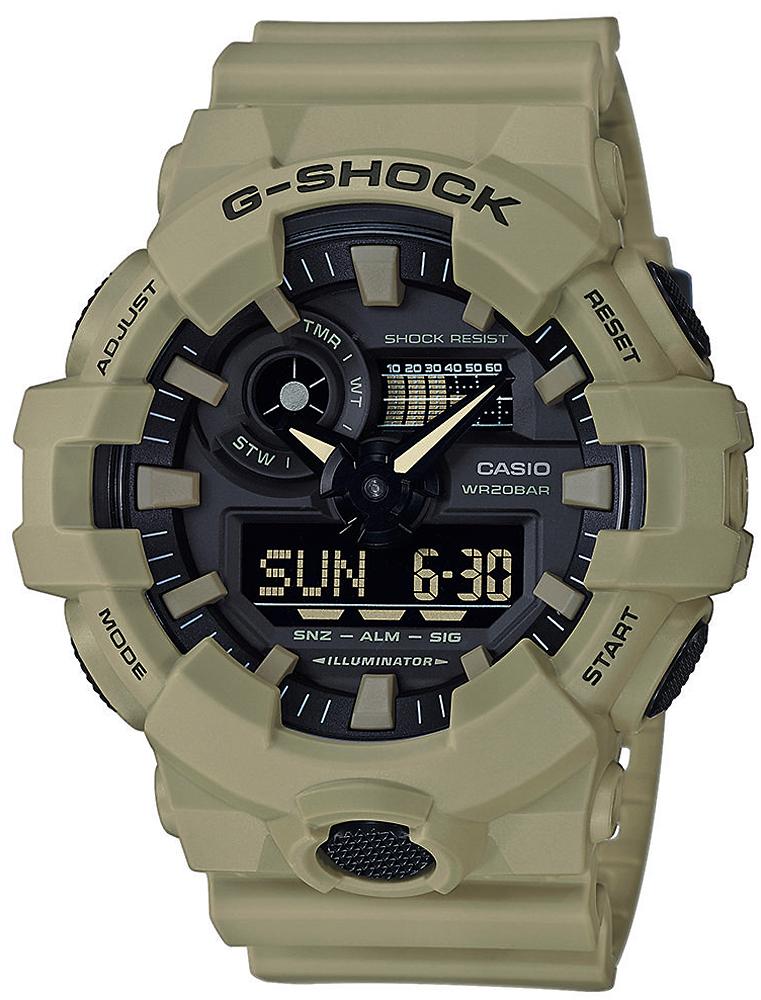 G-Shock GA-700UC-5AER G-SHOCK Original NO COMPLY UTILITY COLOR