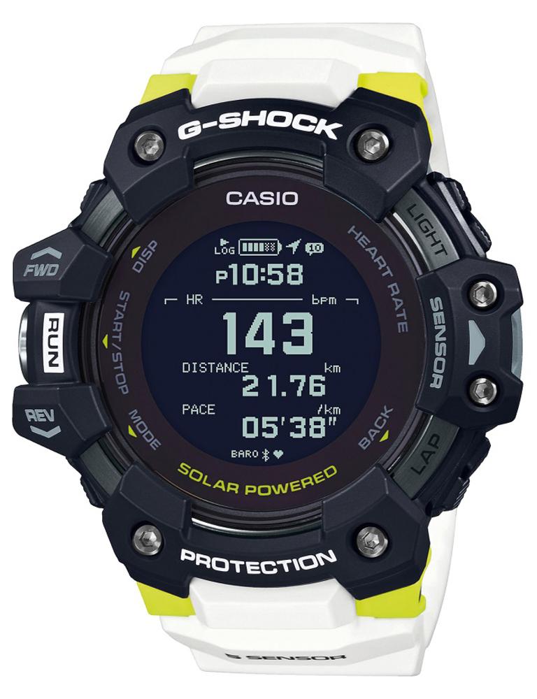 G-Shock GBD-H1000-1A7ER G-SHOCK Original G-SQUAD Heart Rate Monitor Bluetooth