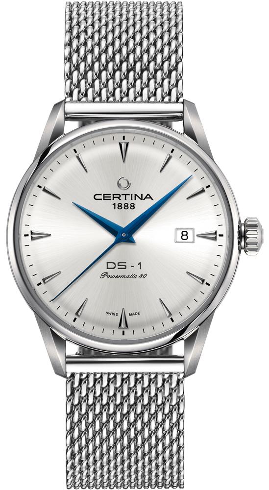 Certina C029.807.11.031.02 DS-1 DS 1 Powermatic 80