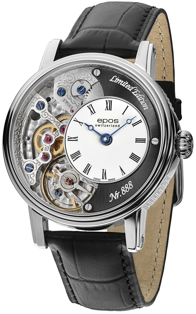 Epos 3435.313.20.25.25 Oeuvre DArt Verso 2 Limited Edition