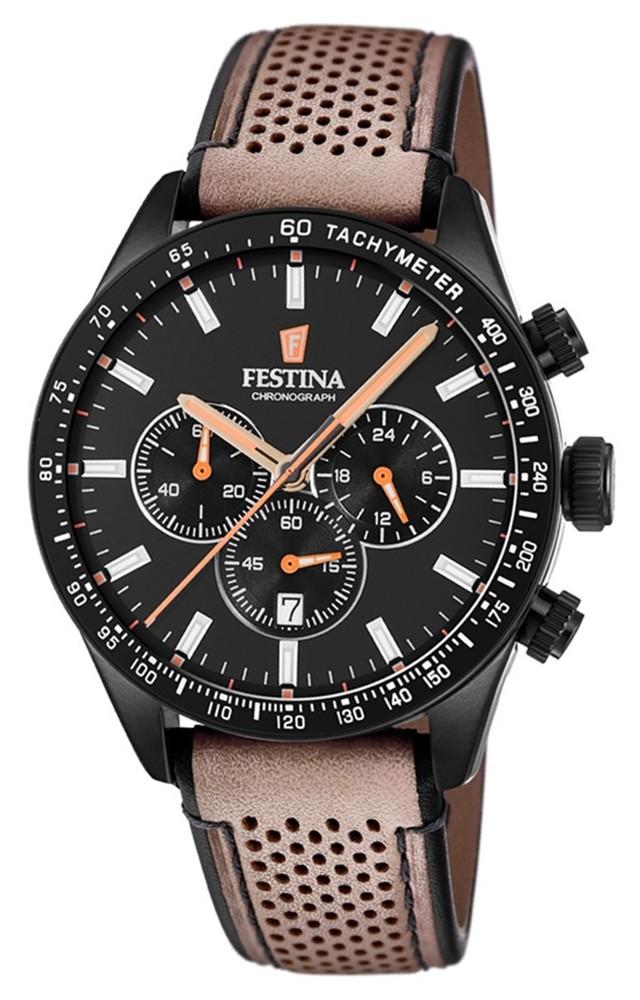 Festina F20359-1 Chronograf The Originals Chronograph