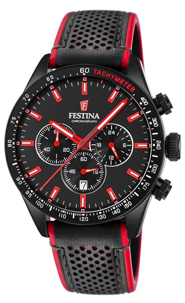 Festina F20359-4 Chronograf The Originals Chronograph