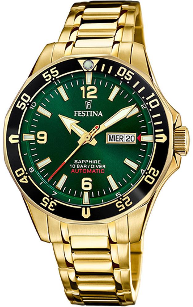 Festina F20479-3 Sport Diver Sapphire Automatic