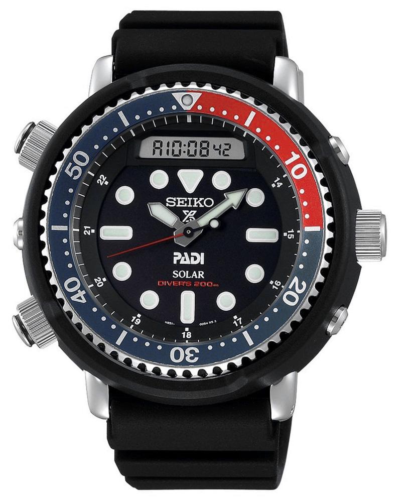 Seiko SNJ027P1 Prospex PADI Arnie Divers 200m