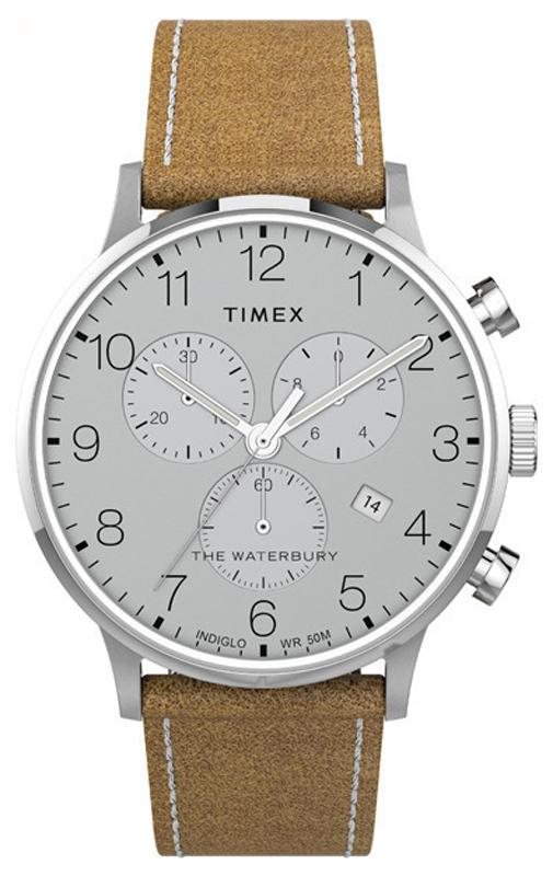 Timex TW2T71200 Waterbury The Waterbury