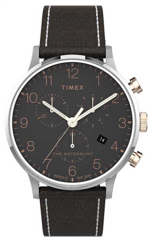 Timex TW2T71500 Waterbury The Waterbury