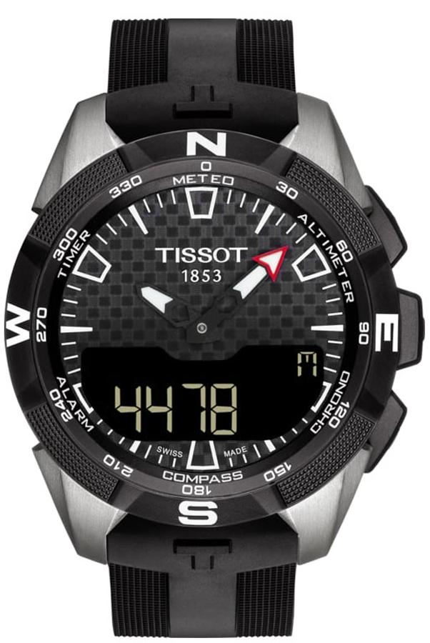 Tissot T110.420.47.051.01 T-TOUCH EXPERT SOLAR T-TOUCH EXPERT SOLAR II TITANIUM