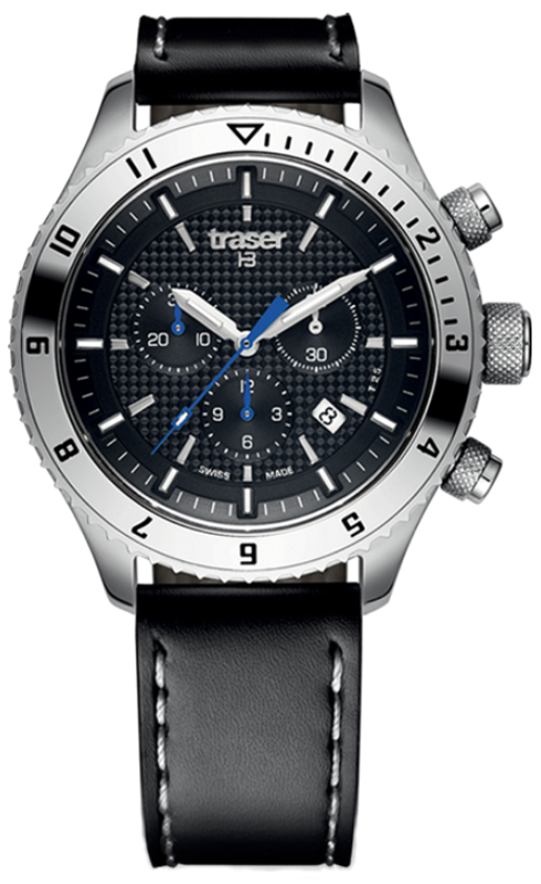 Traser TS-106974 T5 Timeless T5 Master Chronograph