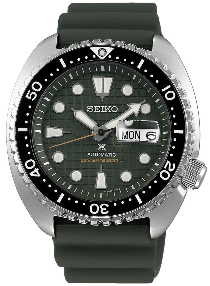 Seiko SRPE05K1 Prospex Turtle Divers 200m