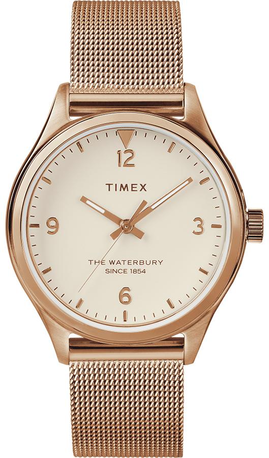Timex TW2T36200 Waterbury The Waterbury