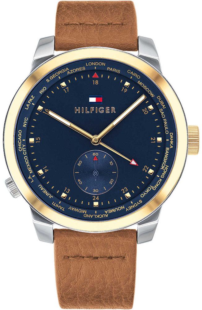 31a122d985f1b Tommy Hilfiger 1791553 zegarek męski - Sklep ZEGAREK.NET