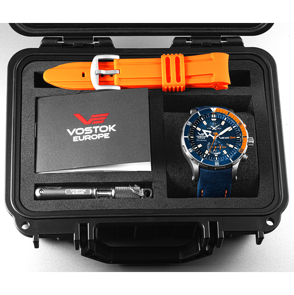 Vostok Europe VEareONE Special Edition gratką dla kolekcjonerów