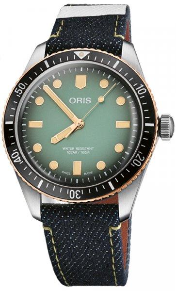 Oris 01 733 7707 4337-SET Divers ORIS X MOMOTARO