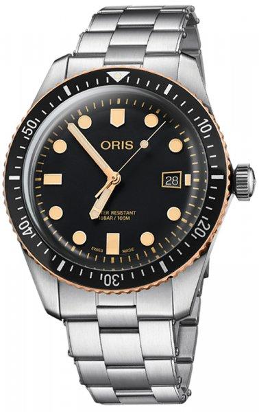 Oris 01 733 7720 4354-07 8 21 18 Divers DIVERS SIXTY-FIVE