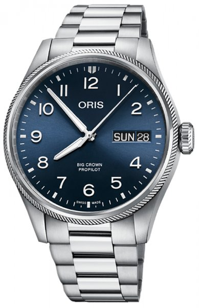 Oris 01 752 7760 4065-07 8 22 08P Big Crown ProPilot BIG CROWN PROPILOT BIG DAY DATE