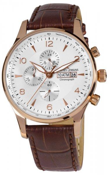Zegarek Jacques Lemans 1-1844F - duże 1