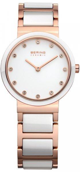 Zegarek damski Bering ceramic 10729-766 - duże 1