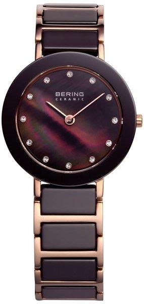 Zegarek damski Bering ceramic 11429-765 - duże 1