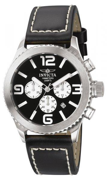 Zegarek męski Invicta specialty 1427 - duże 1