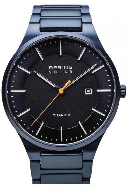Zegarek męski Bering solar 15239-797 - duże 1