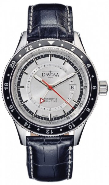 Davosa 161.501.15 Executive WORLD TRAVELLER AUTOMATIC