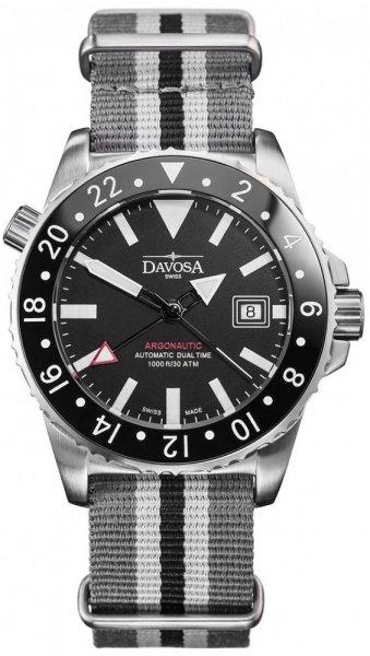 Davosa 161.512.28 Diving ARGONAUTIC DUAL TIME