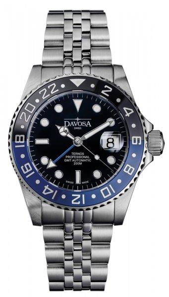 Zegarek męski Davosa diving 161.571.04 - duże 1