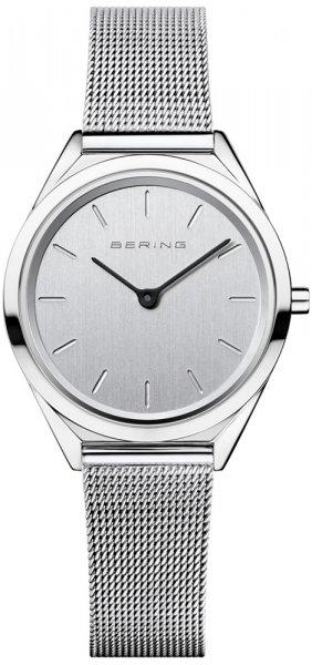 Zegarek damski Bering ultra slim 17031-000 - duże 1