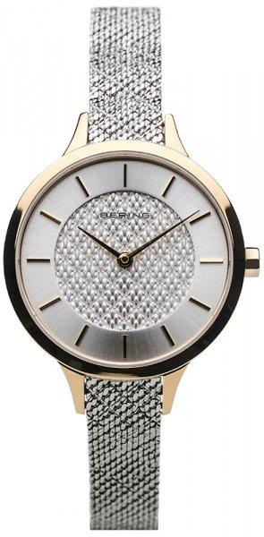 Zegarek damski Bering classic 17831-010 - duże 1
