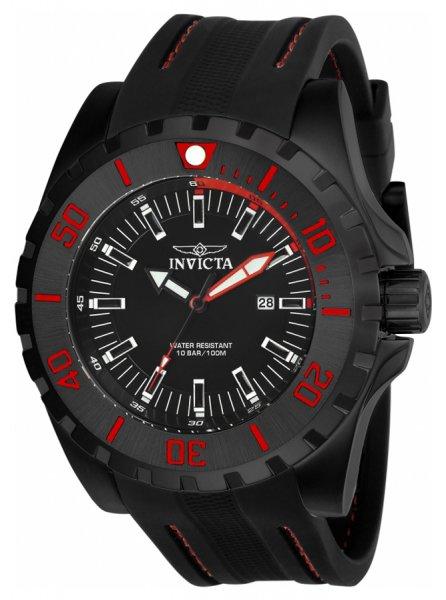 Zegarek męski Invicta pro diver 23735 - duże 1