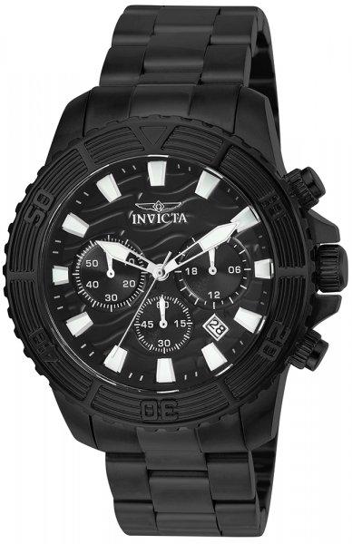 Zegarek męski Invicta pro diver 24005 - duże 1