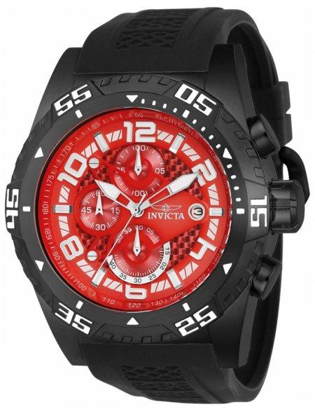 Zegarek męski Invicta pro diver 24715 - duże 1