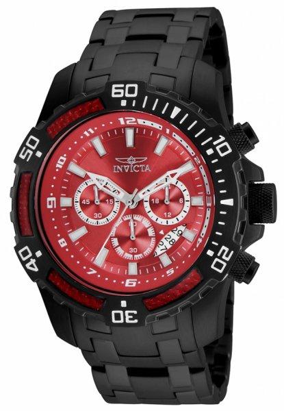 Zegarek Invicta 24857 - duże 1
