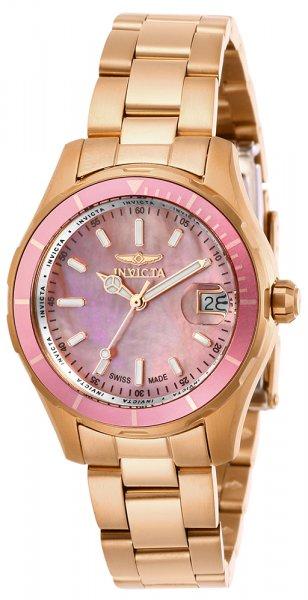 Zegarek damski Invicta pro diver 28650 - duże 1