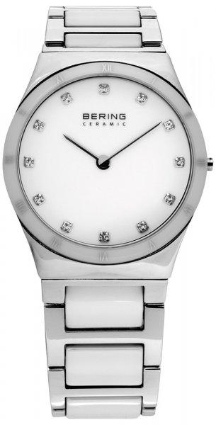 Zegarek damski Bering ceramic 32230-764 - duże 1