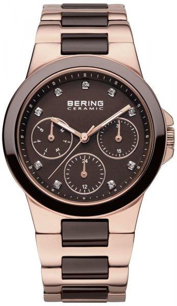 Zegarek damski Bering ceramic 32237-765 - duże 1