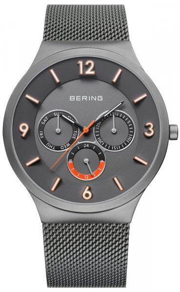 Zegarek męski Bering classic 33441-377 - duże 1