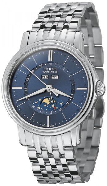 Zegarek męski Epos emotion 3391.832.20.56.30 - duże 1