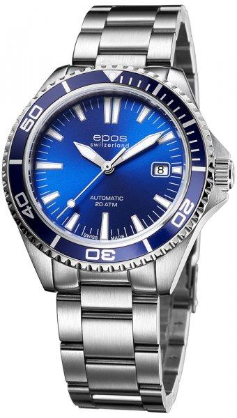 Zegarek męski Epos sportive 3413.131.96.16.30 - duże 1