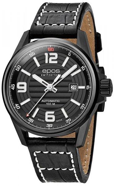 Zegarek męski Epos sportive 3425.131.25.55.24 - duże 1