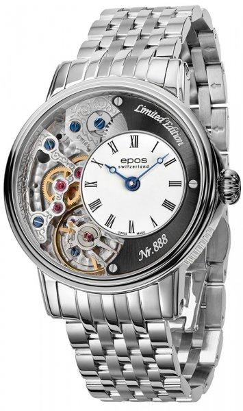 Zegarek Epos 3435.313.20.25.30 - duże 1