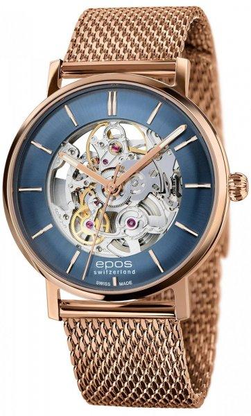 Zegarek Epos 3437.135.24.16.34 - duże 1
