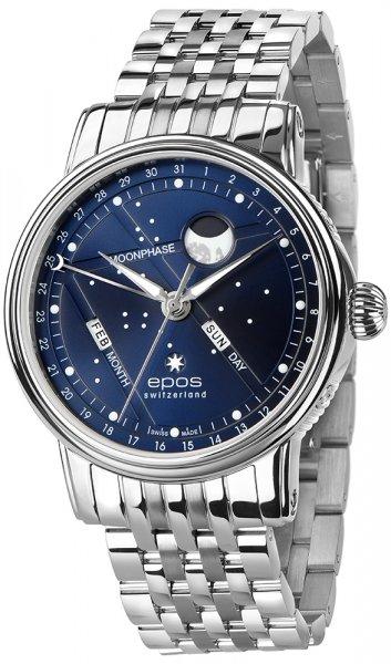 Zegarek Epos 3439.322.20.16.30 - duże 1