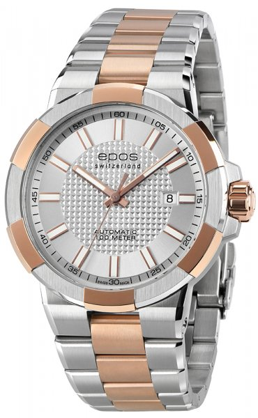 Zegarek Epos 3443.132.34.18.44 - duże 1