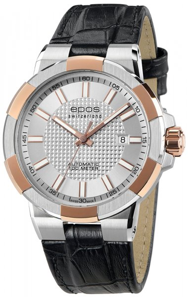 Zegarek Epos 3443.132.34.18.75 - duże 1