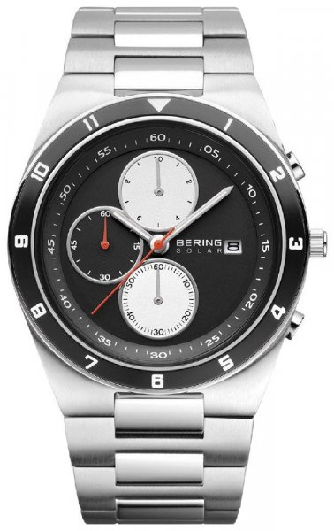Zegarek męski Bering solar 34440-702 - duże 1