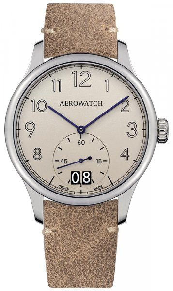 Aerowatch 39982-AA10 Renaissance RENAISSANCE BIG DATE