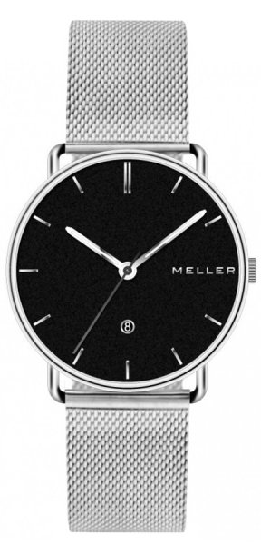 Zegarek Meller 3PN-2SILVER - duże 1